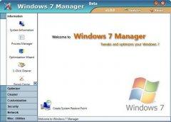 Windows 7总管Yamicsoft Windows 7 Manager V3.0.3 64位官方版[图]