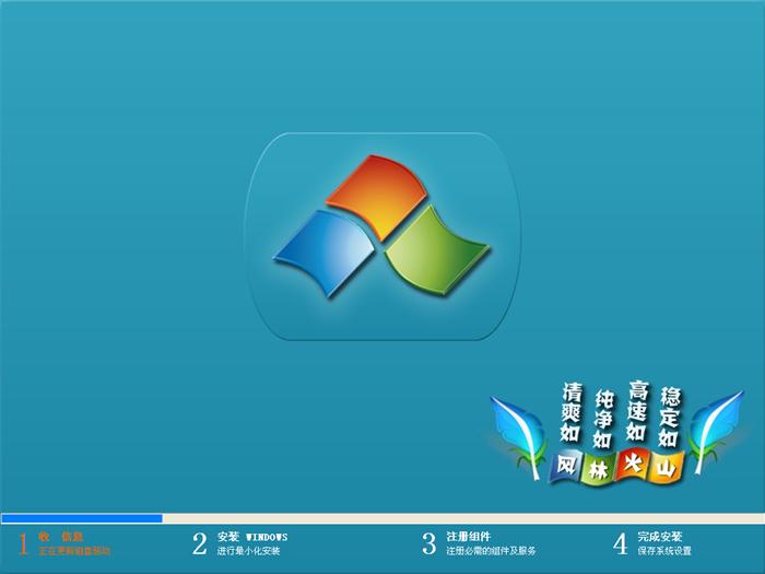风林火山 GHOST Win7 SP1 X64位 旗舰版V2013.01