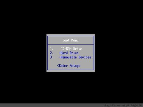 光盘安装xp系统(非ghost版)图解