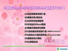 IT姐妹Ghost XP SP3精简优化轻便装机版V2012.11[图]